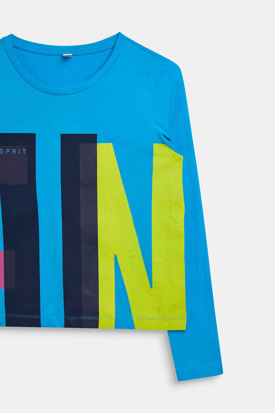 Fashion T-Shirt, LCTURQUOISE, detail image number 2