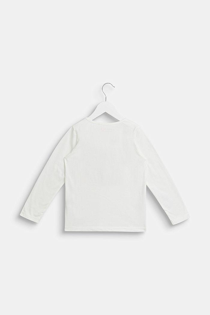 Fashion T-Shirt, OFF WHITE, detail image number 1