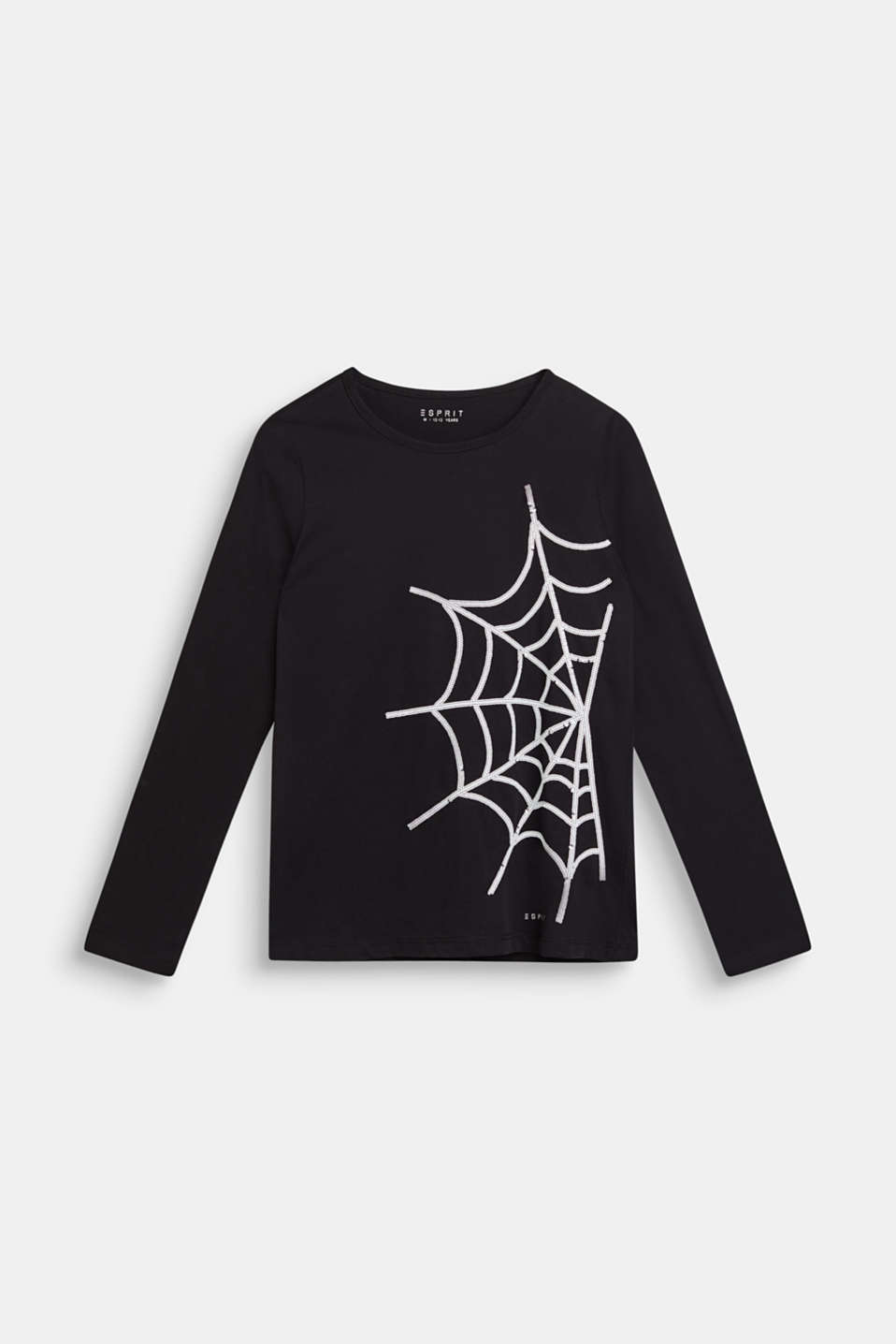 Esprit - GLOW-IN-THE-DARK-longsleeve