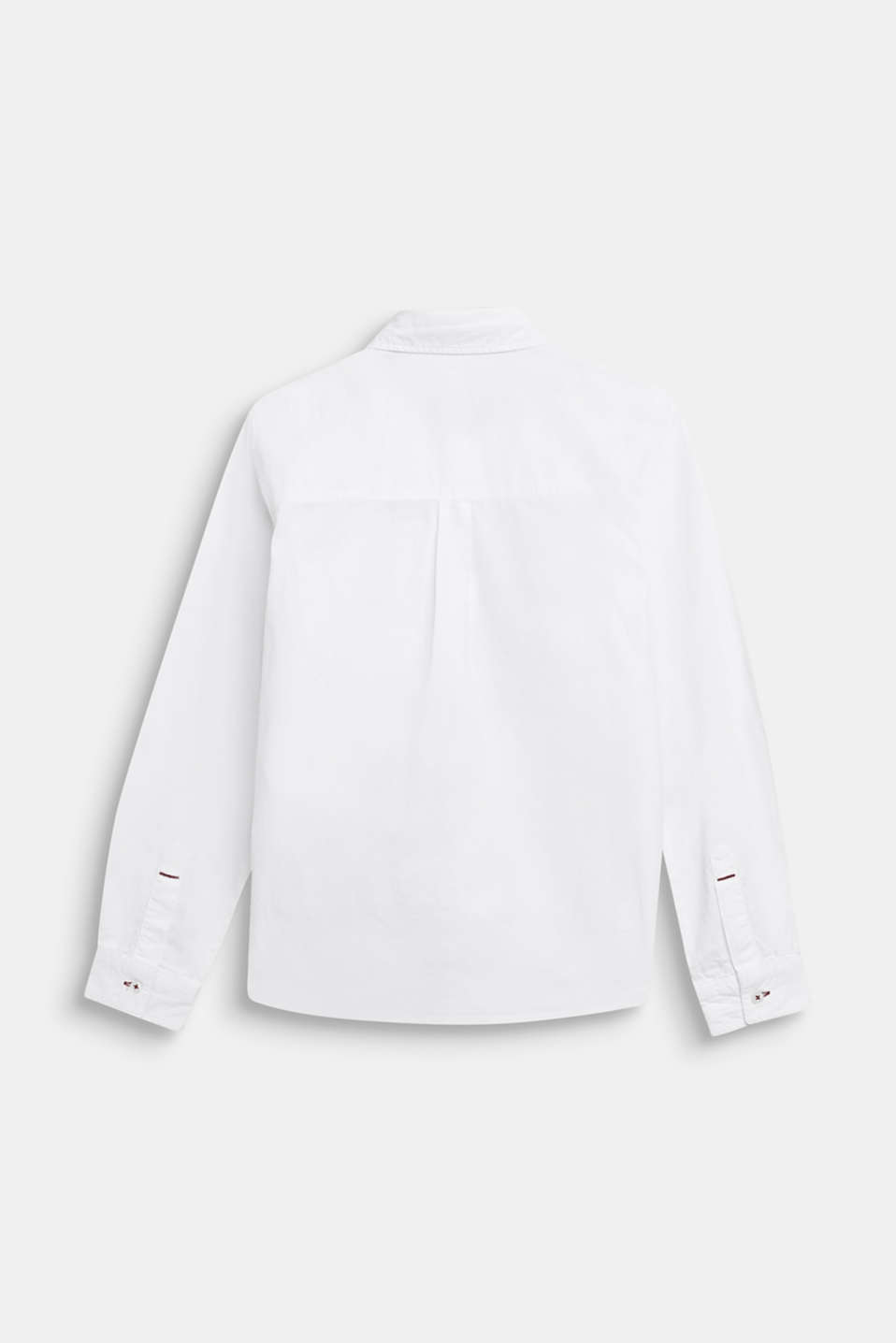 100% cotton shirt, LCWHITE, detail image number 1