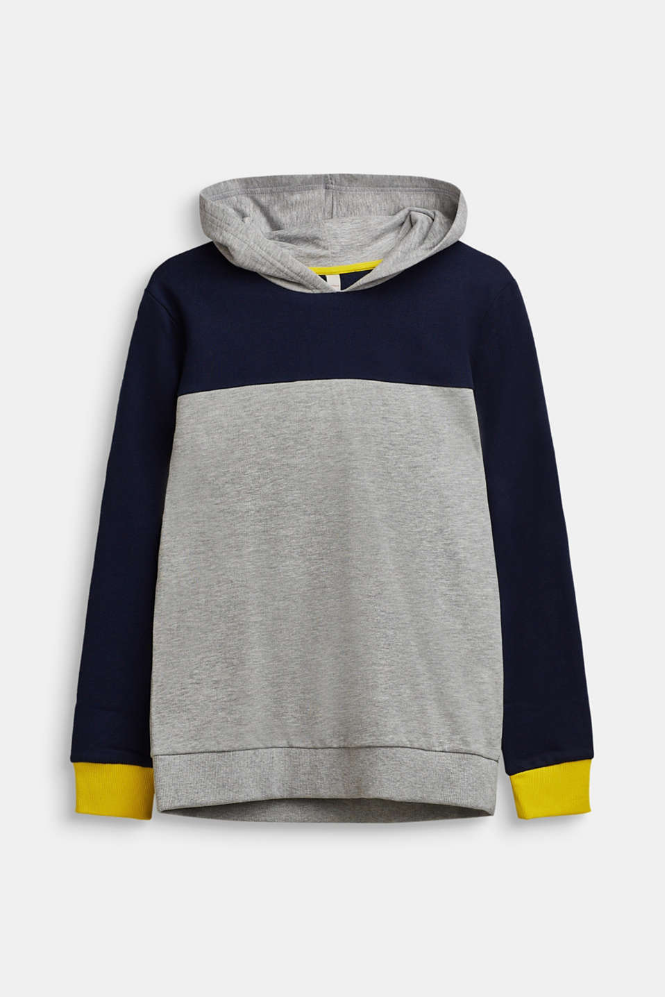 Esprit - Sweatshirt hoodie with a statement print