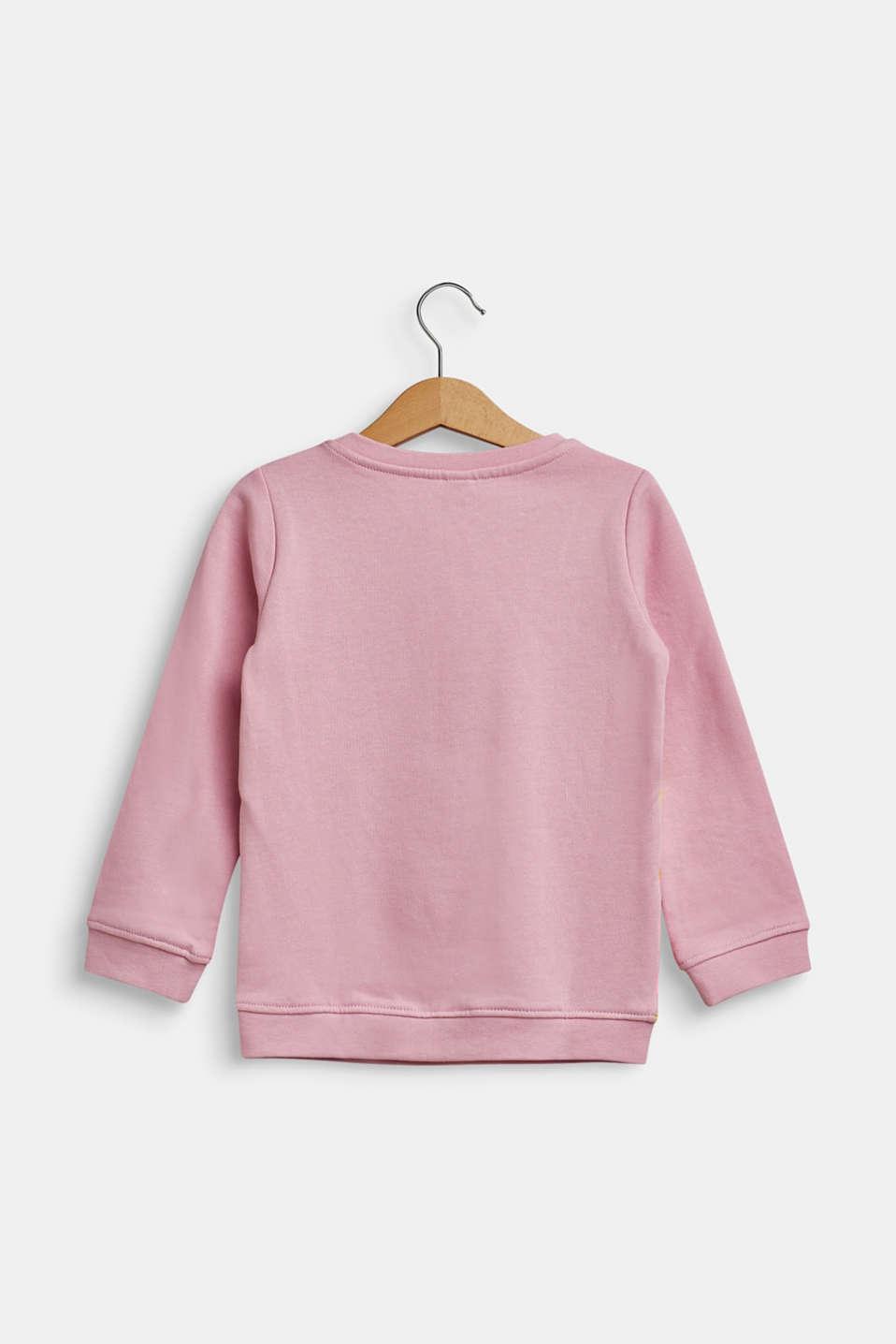 Sweatshirts, LCCANDY PINK, detail image number 1