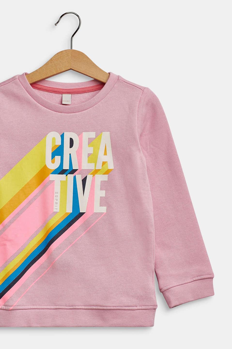 Sweatshirts, LCCANDY PINK, detail image number 2