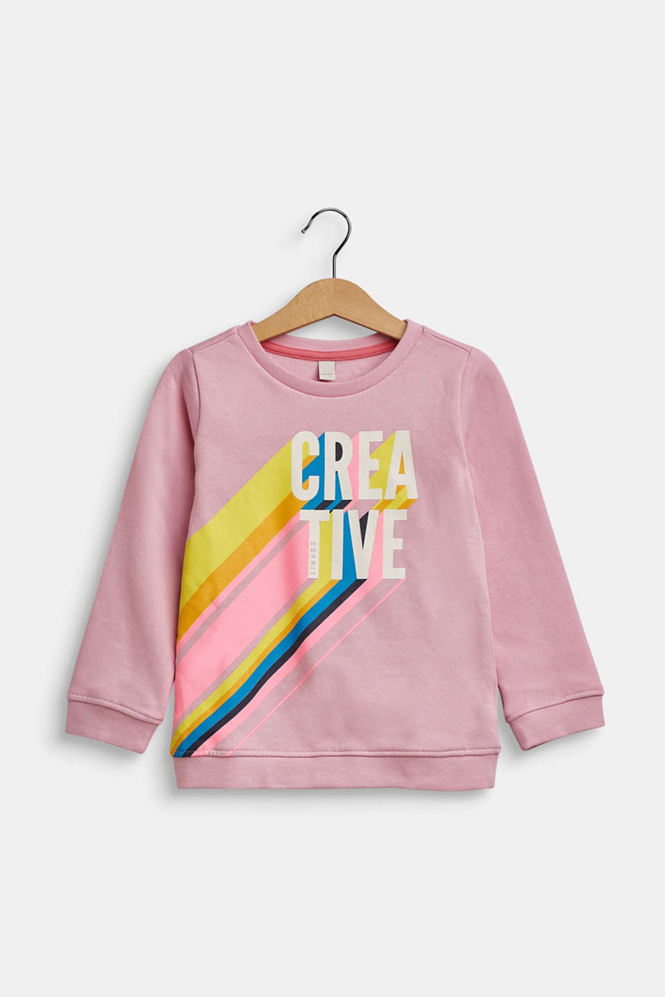 Sweatshirts, LCCANDY PINK, detail image number 0