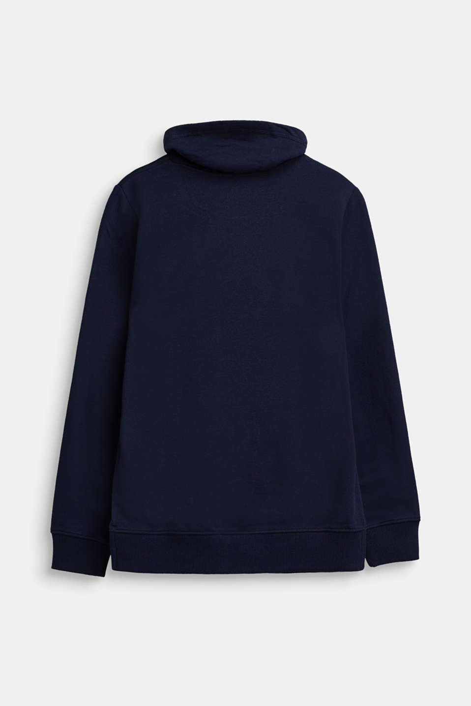 100% cotton jumper, LCNAVY, detail image number 1