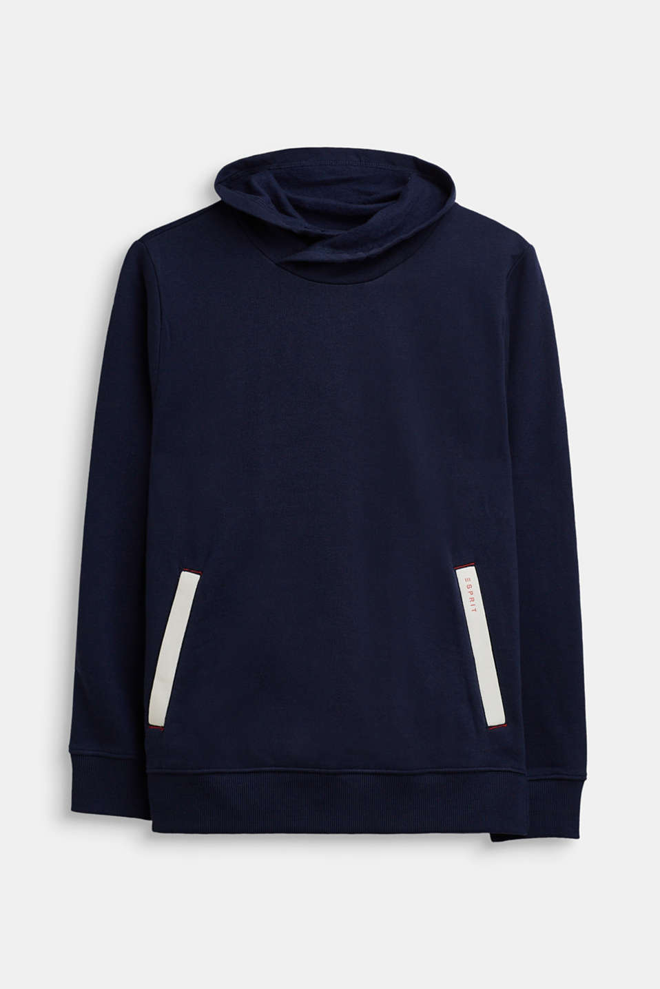 100% cotton jumper, LCNAVY, detail image number 0