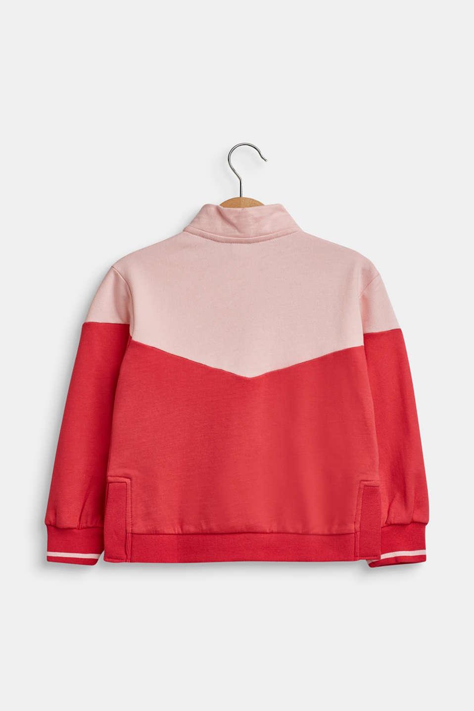 Sweatshirts cardigan, LCSTRAWBERRY, detail image number 1