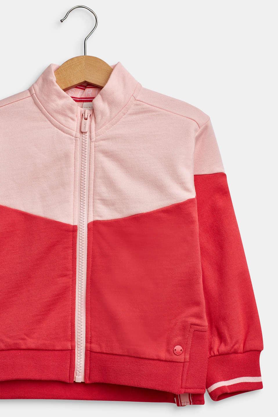 Sweatshirts cardigan, LCSTRAWBERRY, detail image number 2