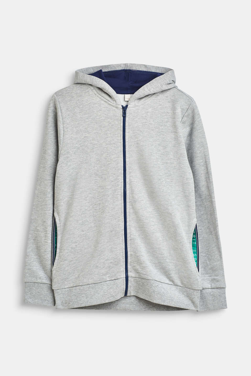 Esprit - Hoodie with a statement print