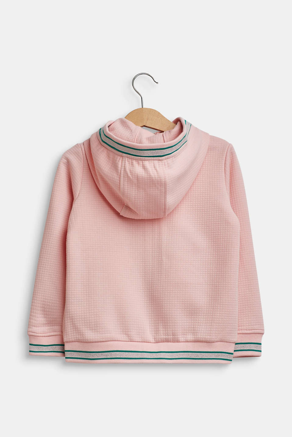Sweatshirts cardigan, LCTINTED ROSE, detail image number 1