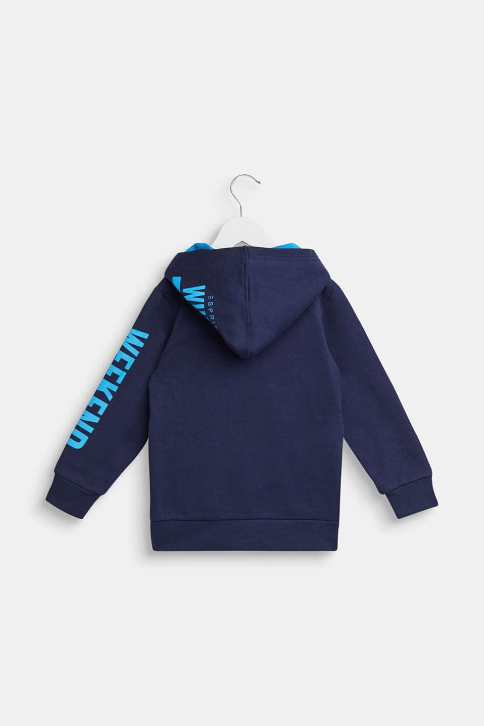 Fashion Cardigan, NAVY, detail image number 1