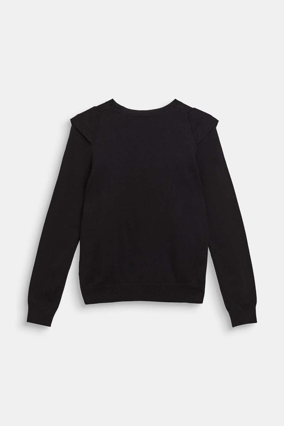 Sweaters, LCBLACK, detail image number 1