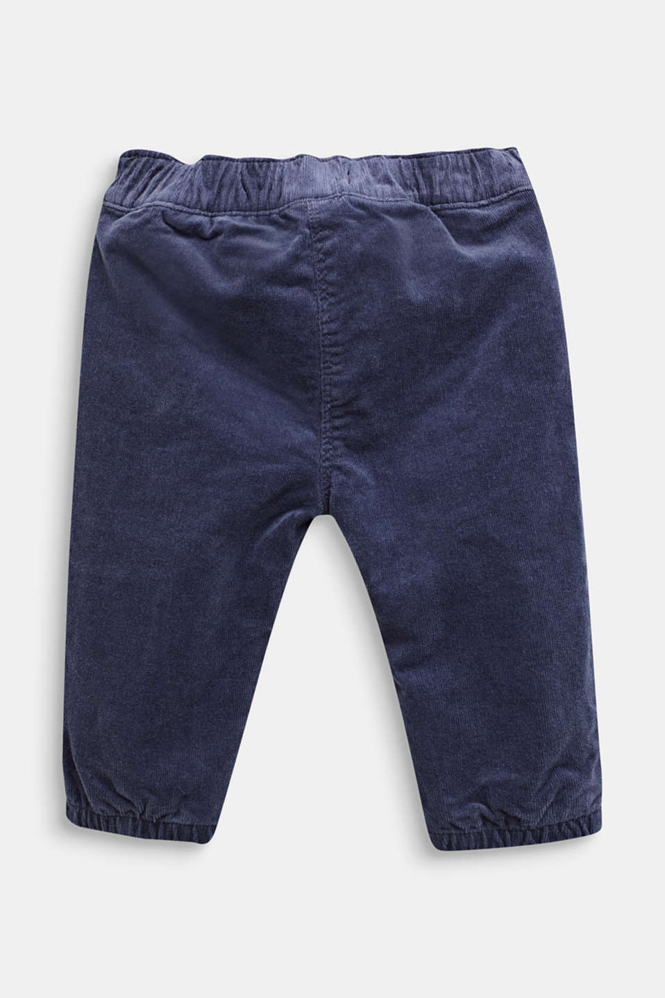 Fine needlecord trousers, LCMIDNIGHT BLUE, detail image number 2