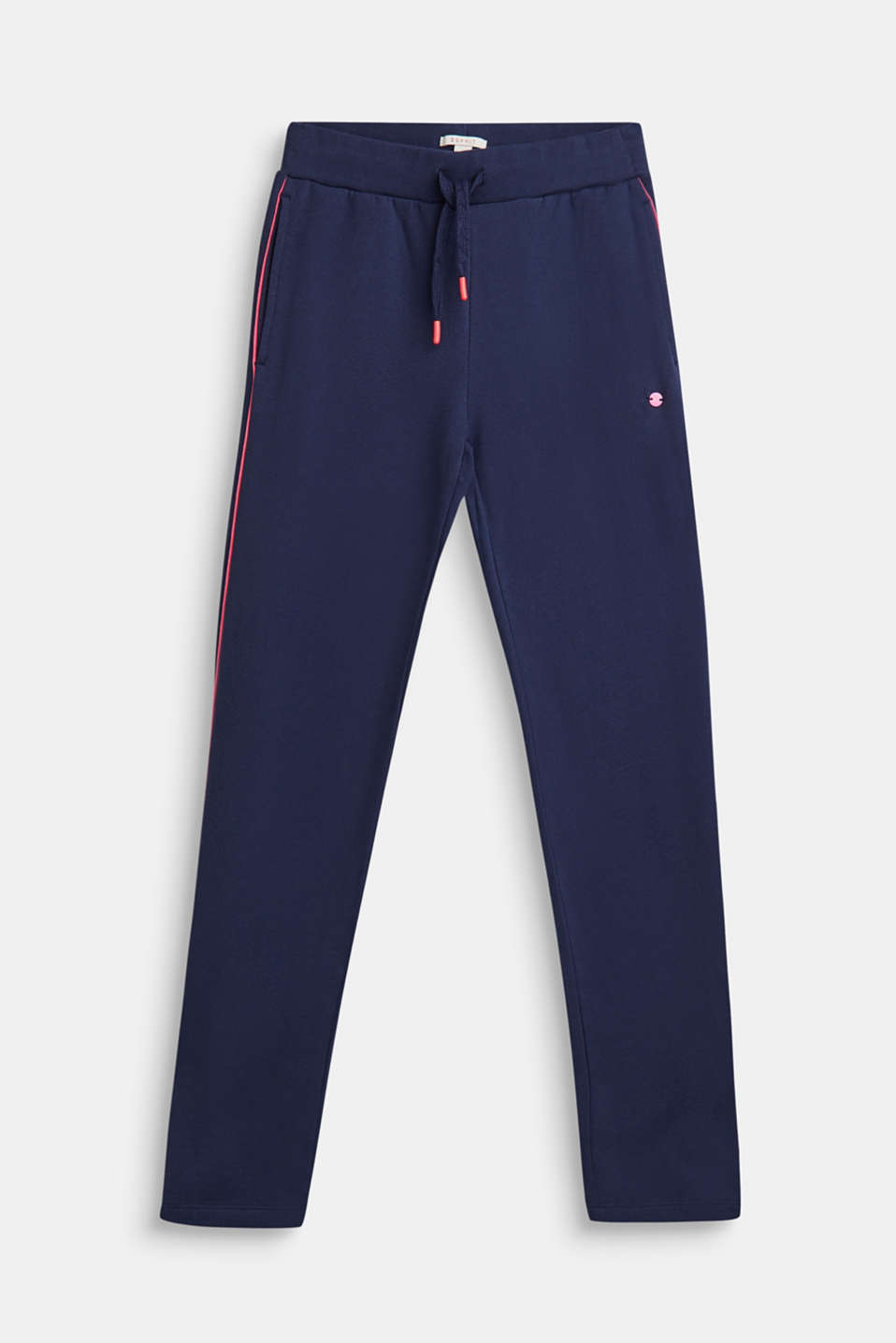 Pants knitted, LCNAVY, detail image number 0