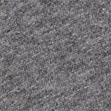 Melange sweatshirt fabric trousers made of 100% cotton, LCDARK HEATHER G, swatch