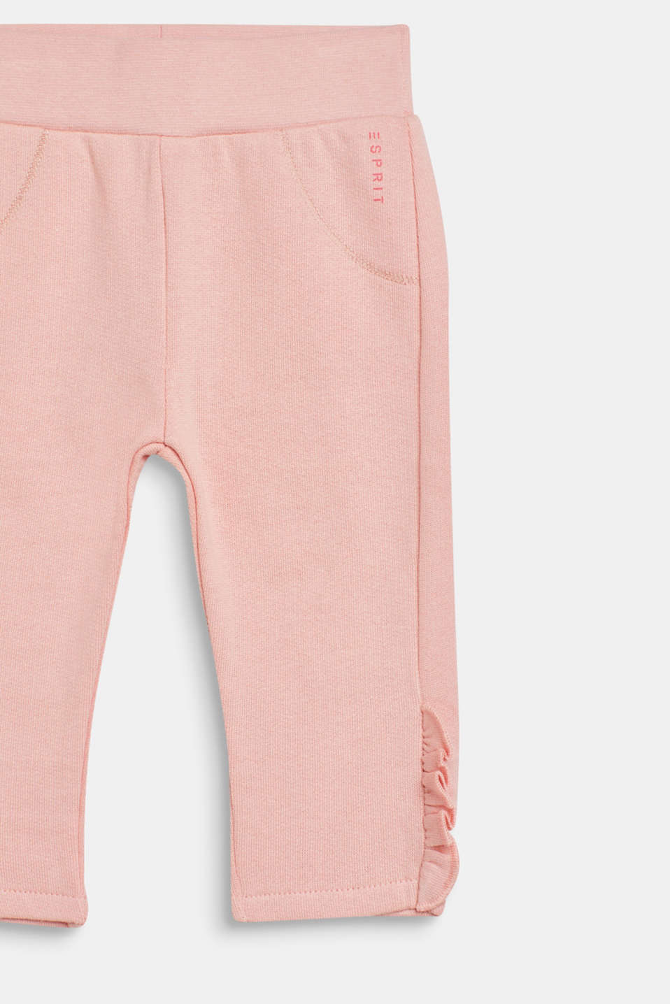 Pants knitted, LCLIGHT BLUSH, detail image number 2