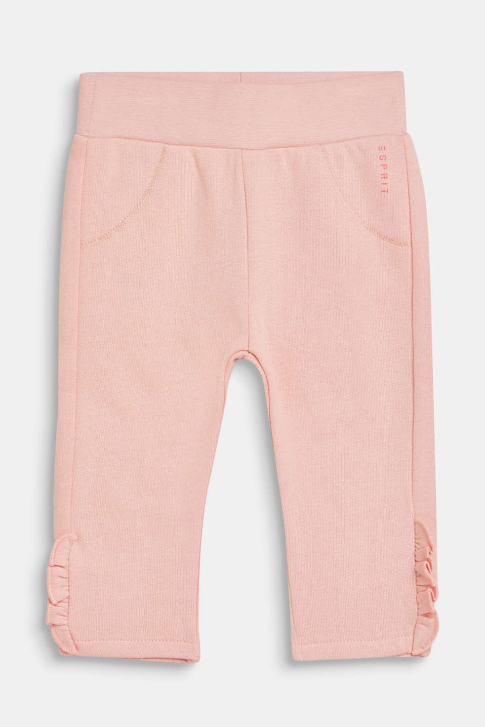 Pants knitted, LCLIGHT BLUSH, detail image number 0
