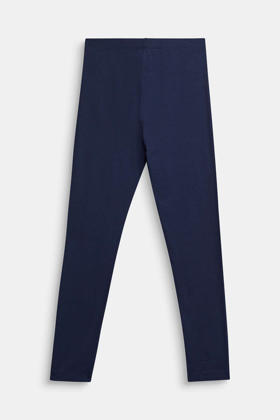 Pants knitted, LCNAVY, detail image number 1