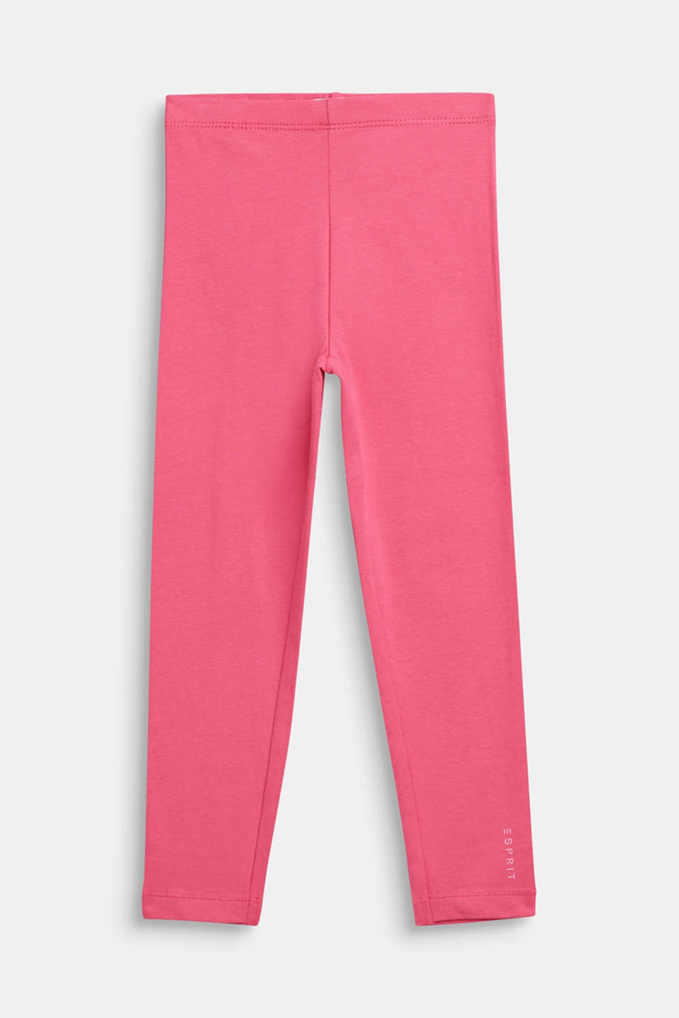 Esprit - Leggings en coton stretch