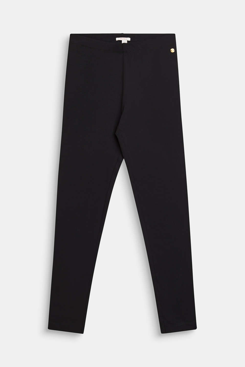 Esprit - Basic-leggings i bomuldsstretch