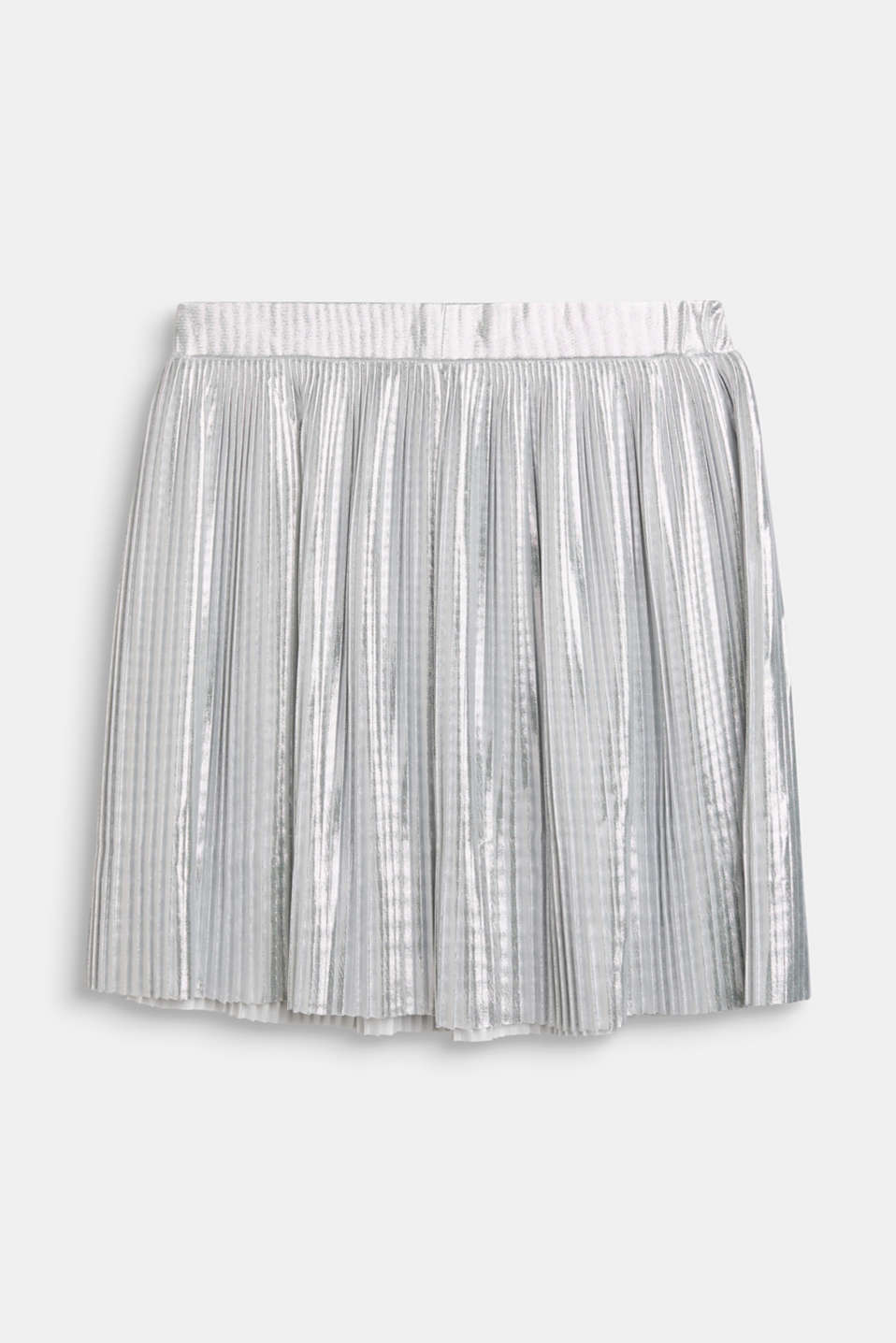 Skirts knitted, LCSILVER, detail image number 1