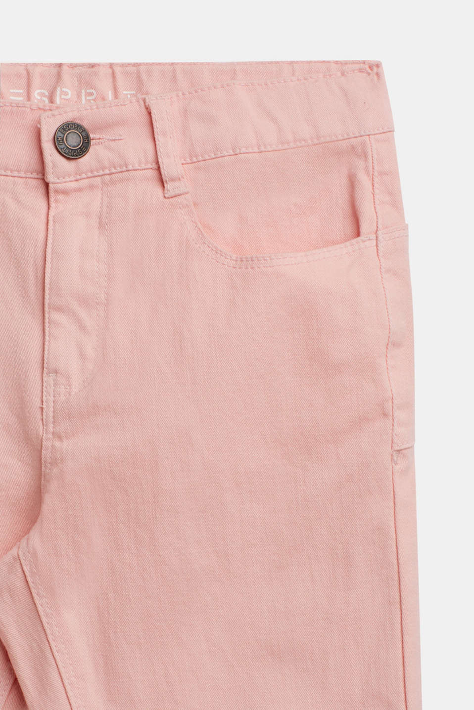 Coloured stretch jeans, LCTINTED ROSE, detail image number 2