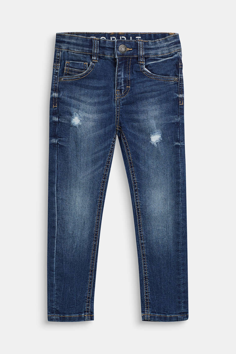 Esprit - Vintage-look stretch jeans