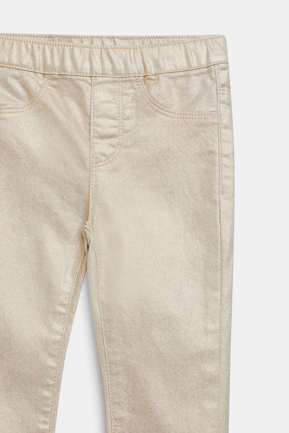Pants denim, LCGOLD, detail image number 2