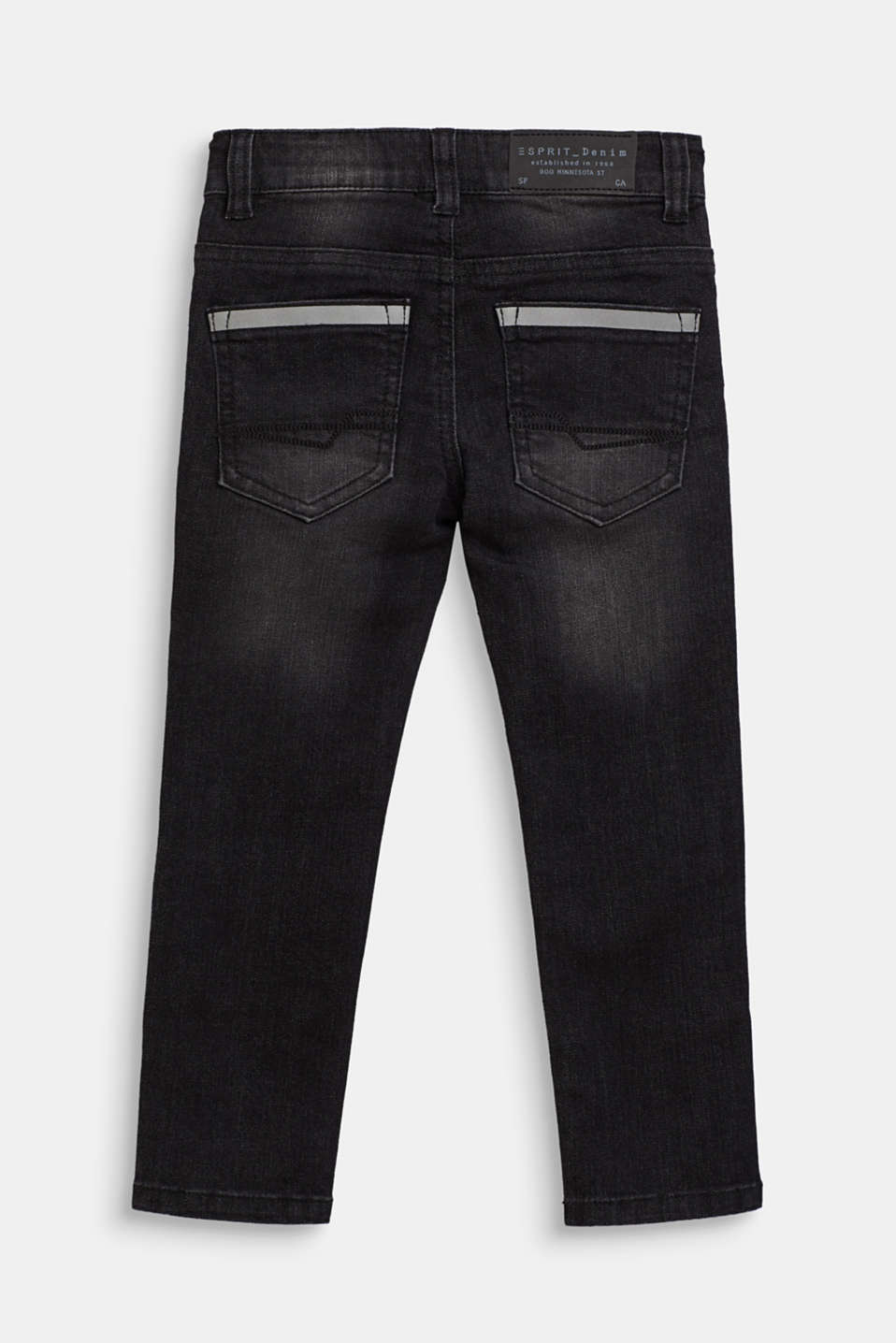 Pants denim, LCBLACK, detail image number 1