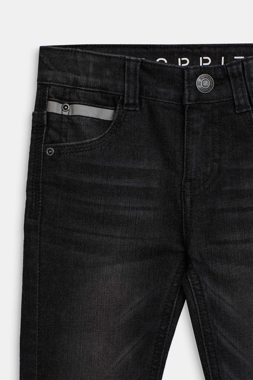 Pants denim, LCBLACK, detail image number 2