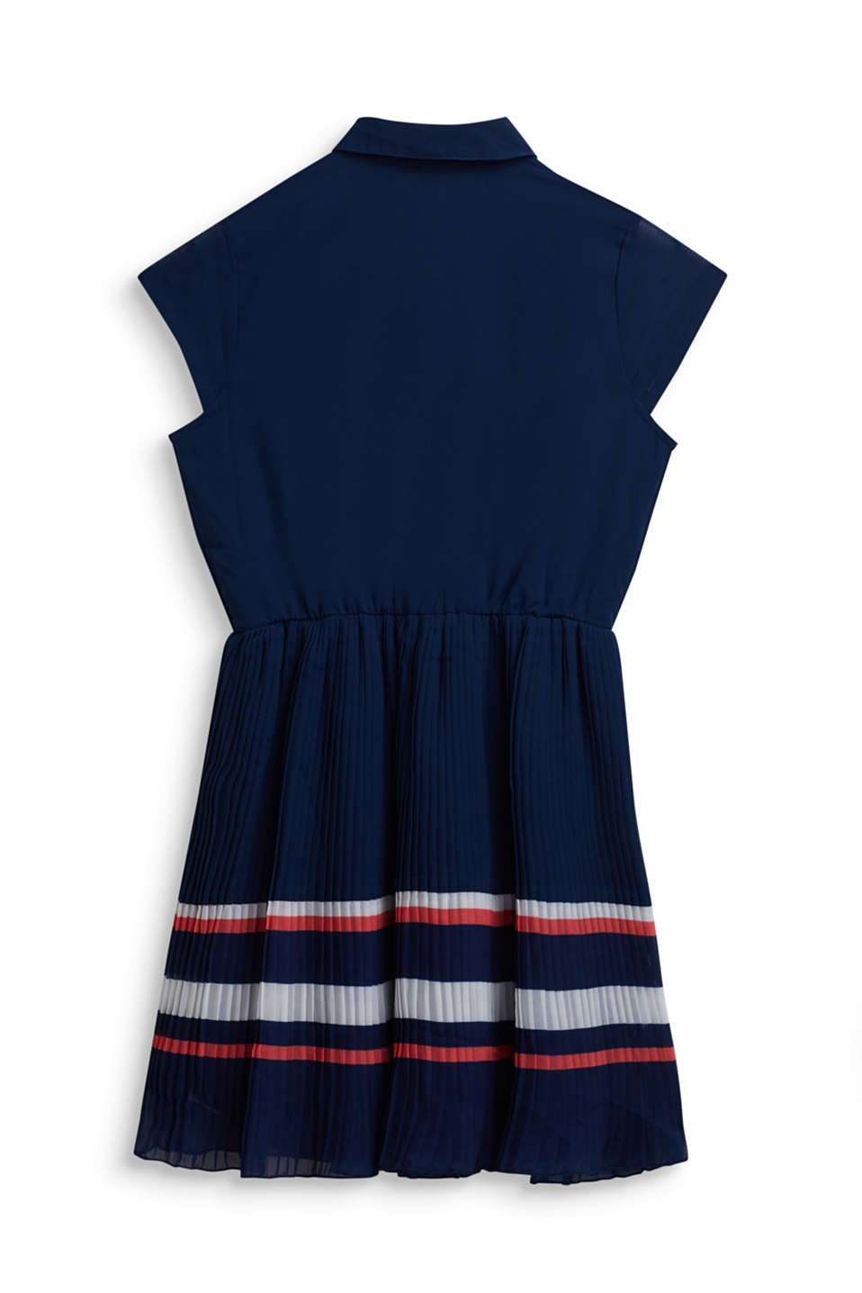 Dresses woven, LCMARINE BLUE, detail image number 1