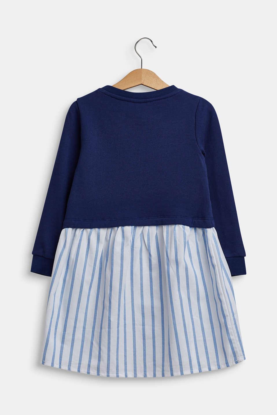 Dresses knitted, LCMARINE BLUE, detail image number 1