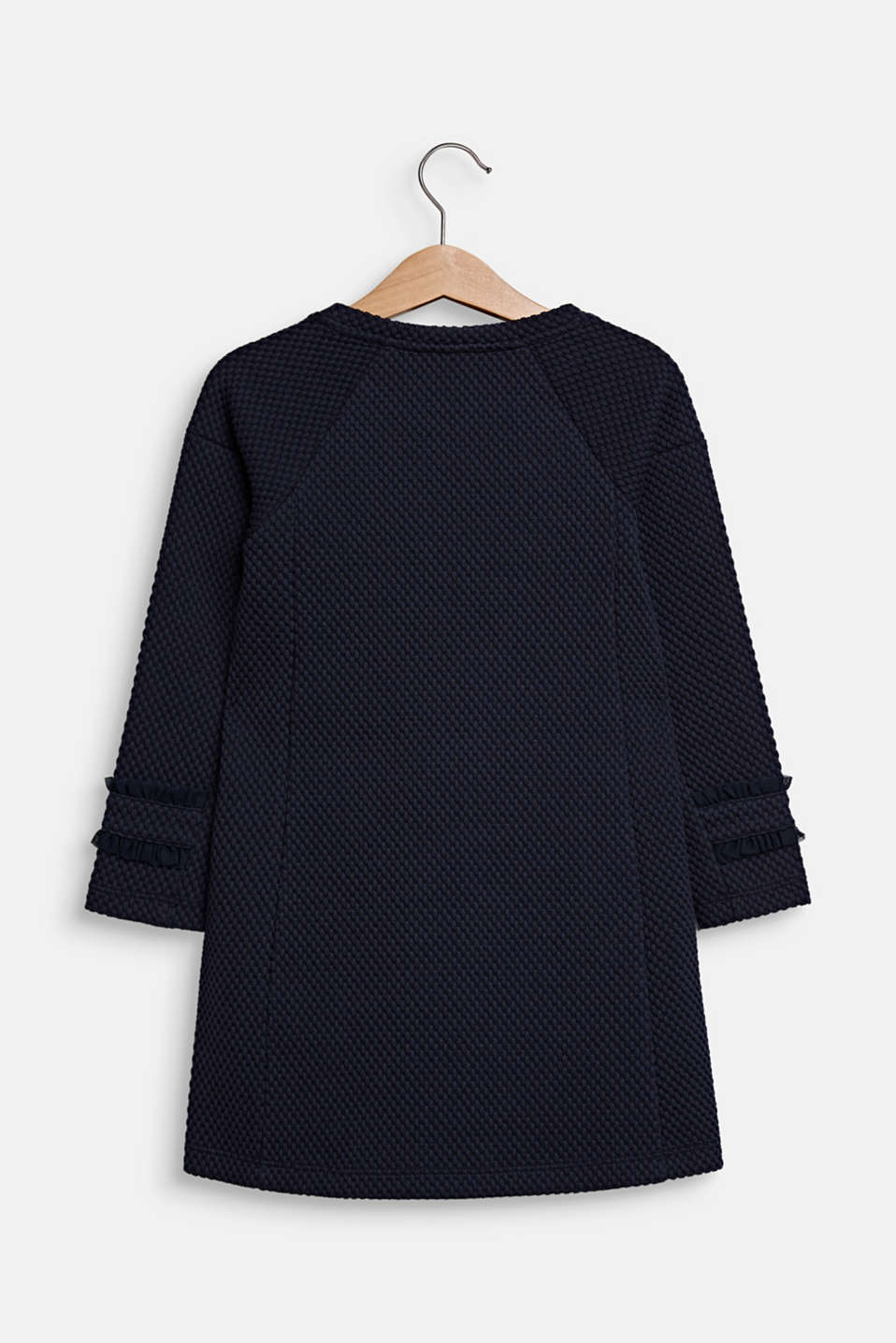 Dresses knitted, LCNAVY BLUE, detail image number 1