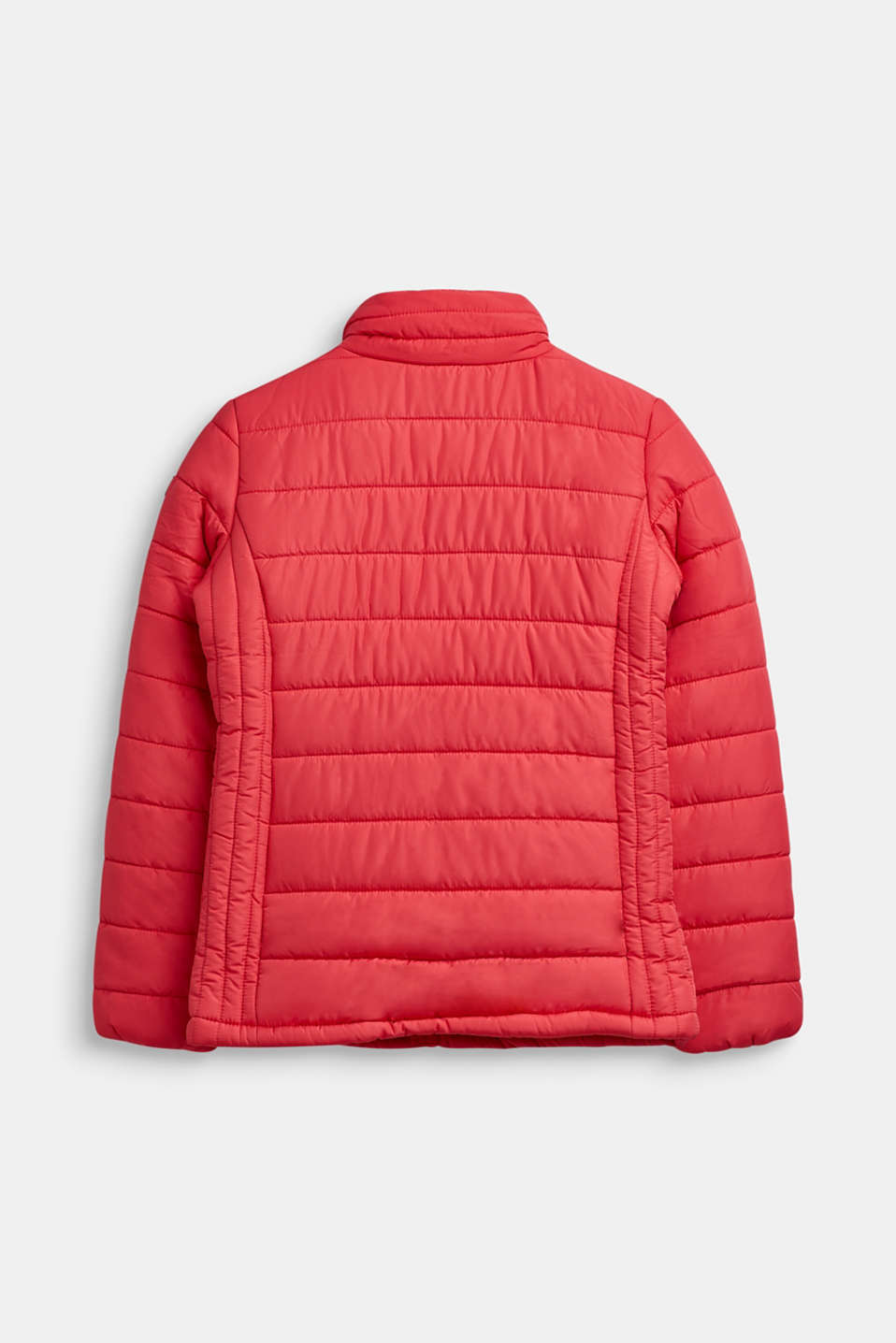 Quilted jacket with a stand-up collar, LCSTRAWBERRY, detail image number 1