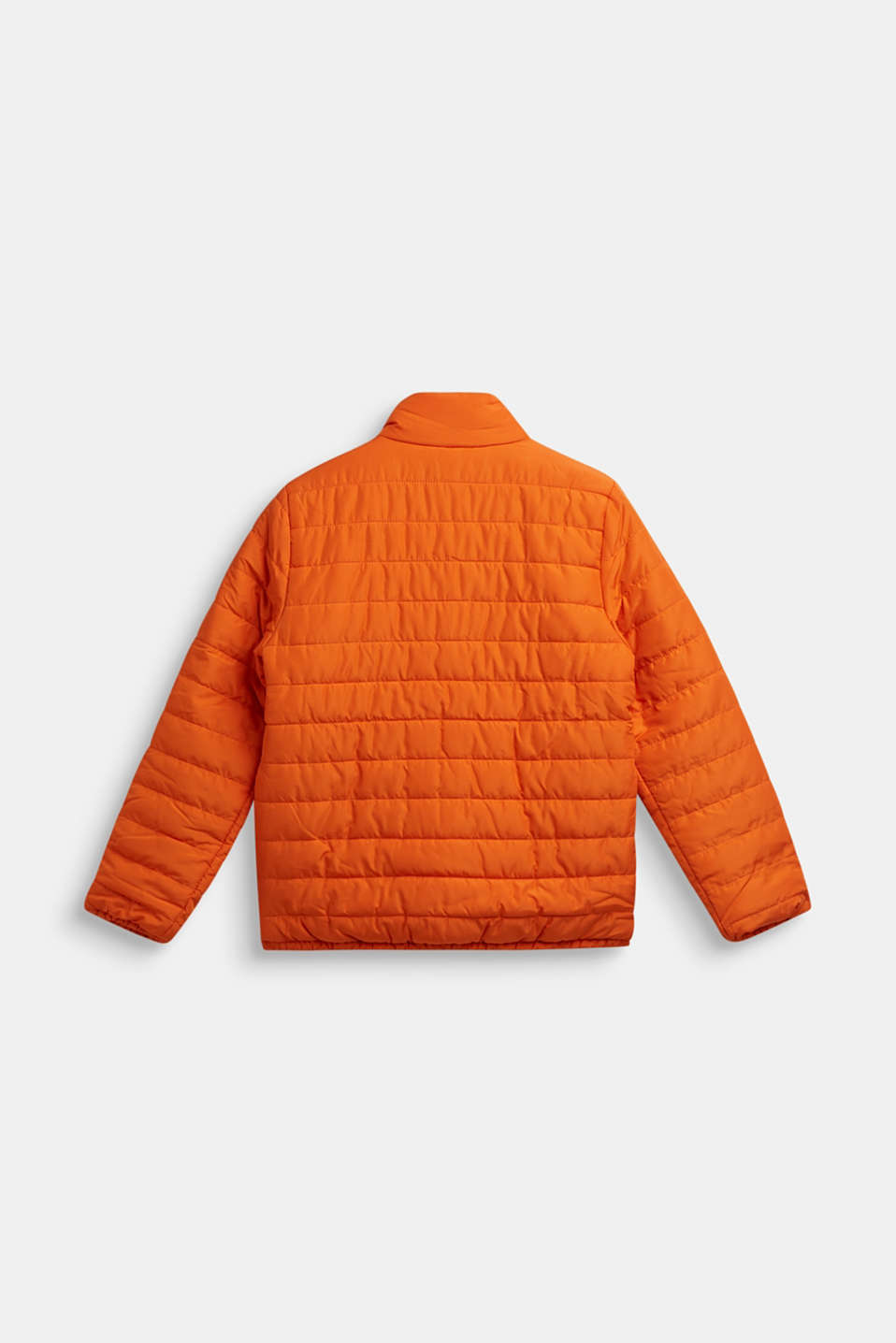 Lightweight quilted jacket, LCBRIGHT ORANGE, detail image number 1