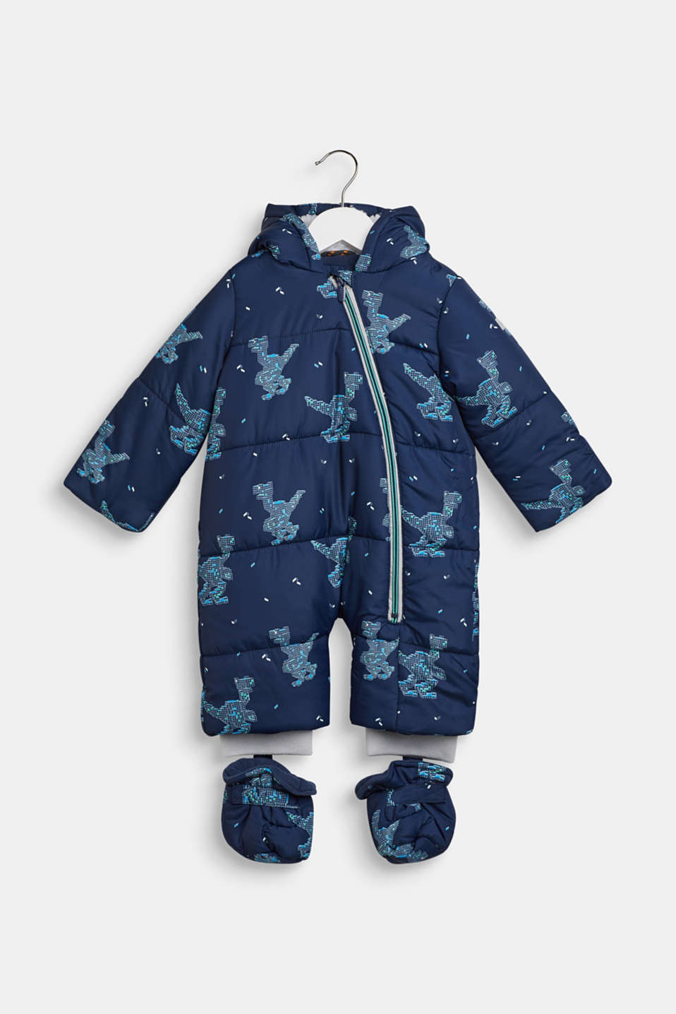 Esprit - Snowsuit with an all-over print