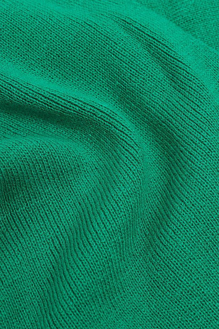 Schal mit Dino-Mund, MID GREEN, detail image number 1