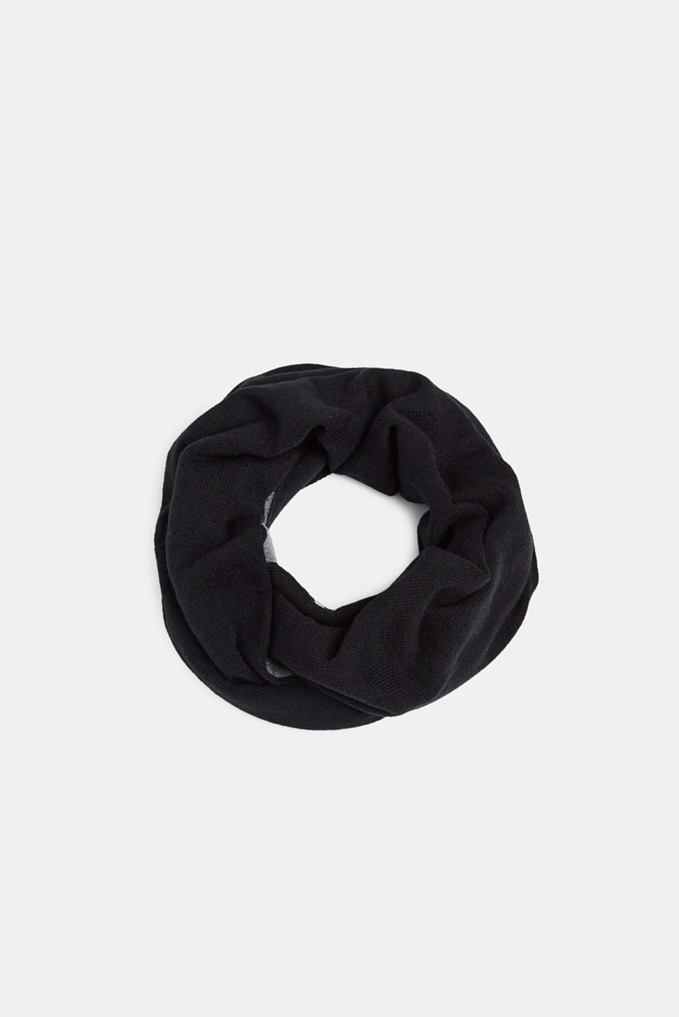 Esprit - Snood in double-faced knit