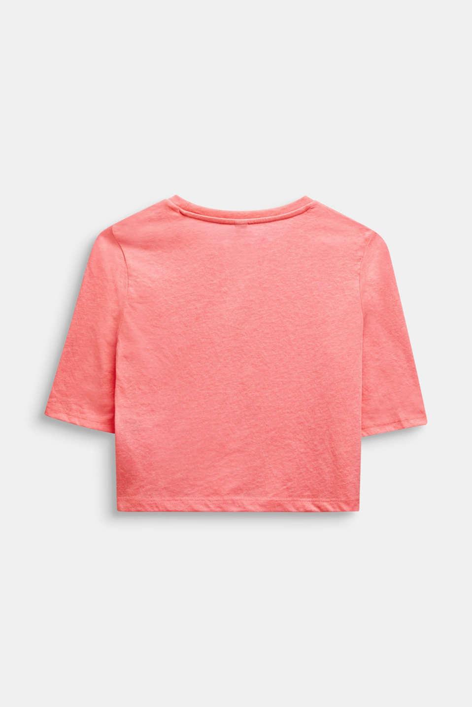 T-Shirts, LCNEON PINK, detail image number 1