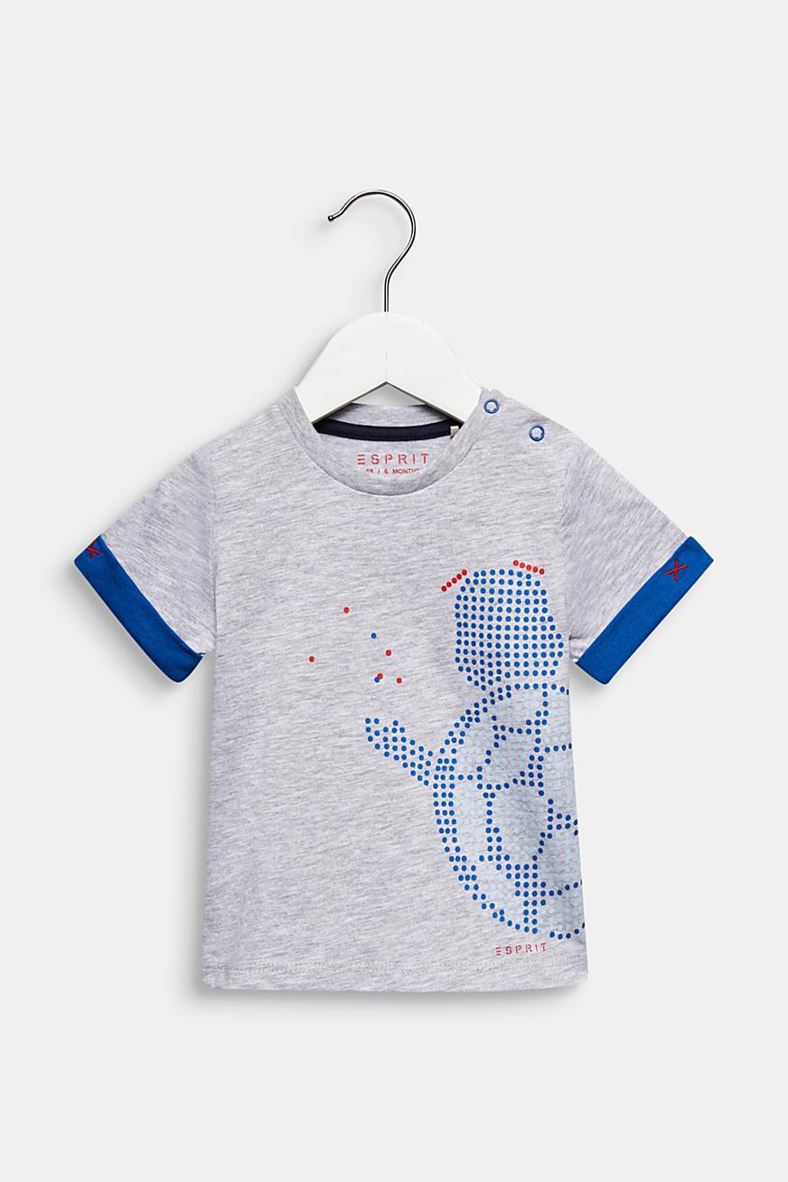 Blue Seven Mädchen T-Shirt Gr.92-128 kurzarm Marienkäfer rot blau neu!
