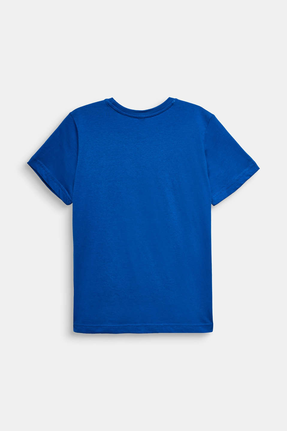 Printed T-shirt, 100% cotton, LCELECTRIC BLUE, detail image number 1