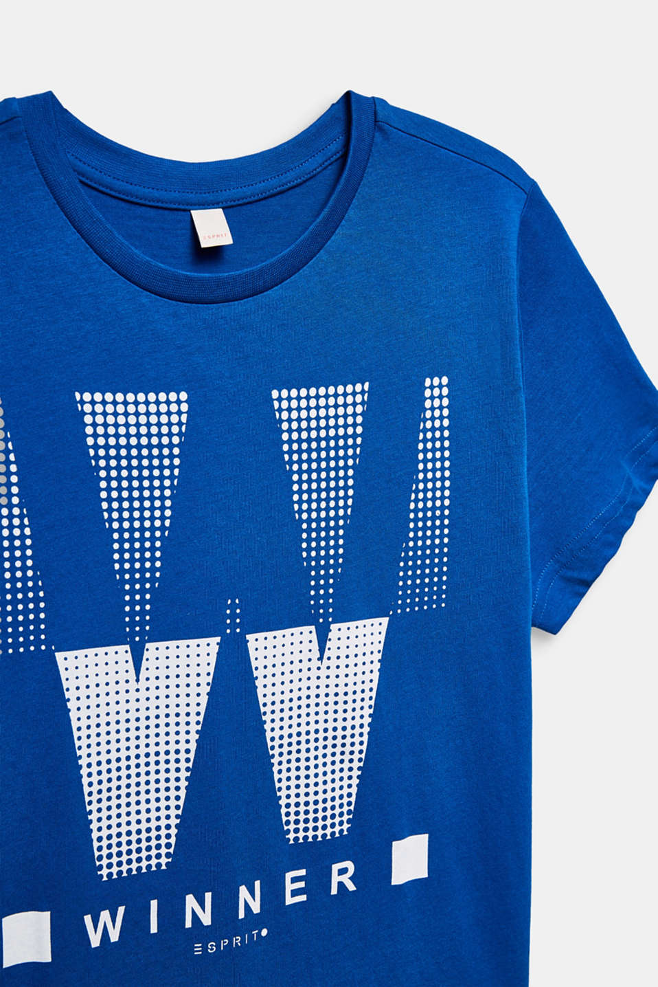 Printed T-shirt, 100% cotton, LCELECTRIC BLUE, detail image number 2