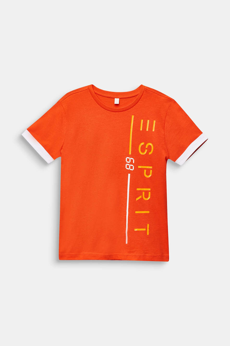 Esprit - Logo T-shirt, 100% cotton