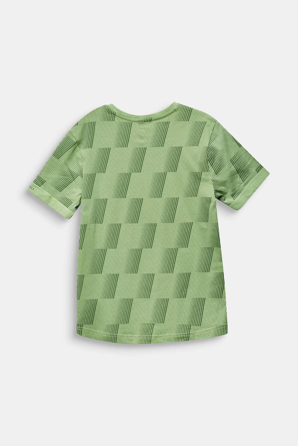 Graphically printed T-shirt, 100% cotton, LCPASTEL GREEN, detail image number 1