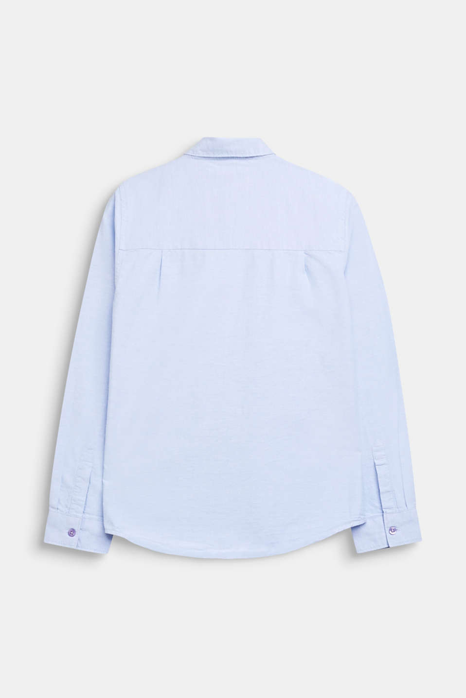 For smart boys! This shirt is great for any occasion, LCPASTEL BLUE, detail image number 1