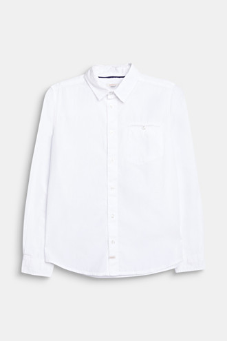 Classic shirt in 100% cotton