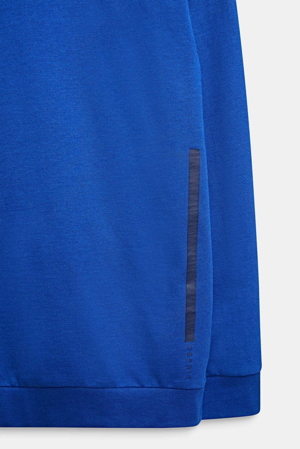 Sweatshirt with a print, 100% cotton, LCINFINITY BLUE, detail image number 2