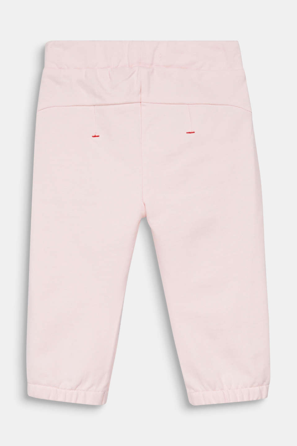 Tracksuit bottoms with a ladybug print, 100% cotton, LCLIGHT PINK, detail image number 1
