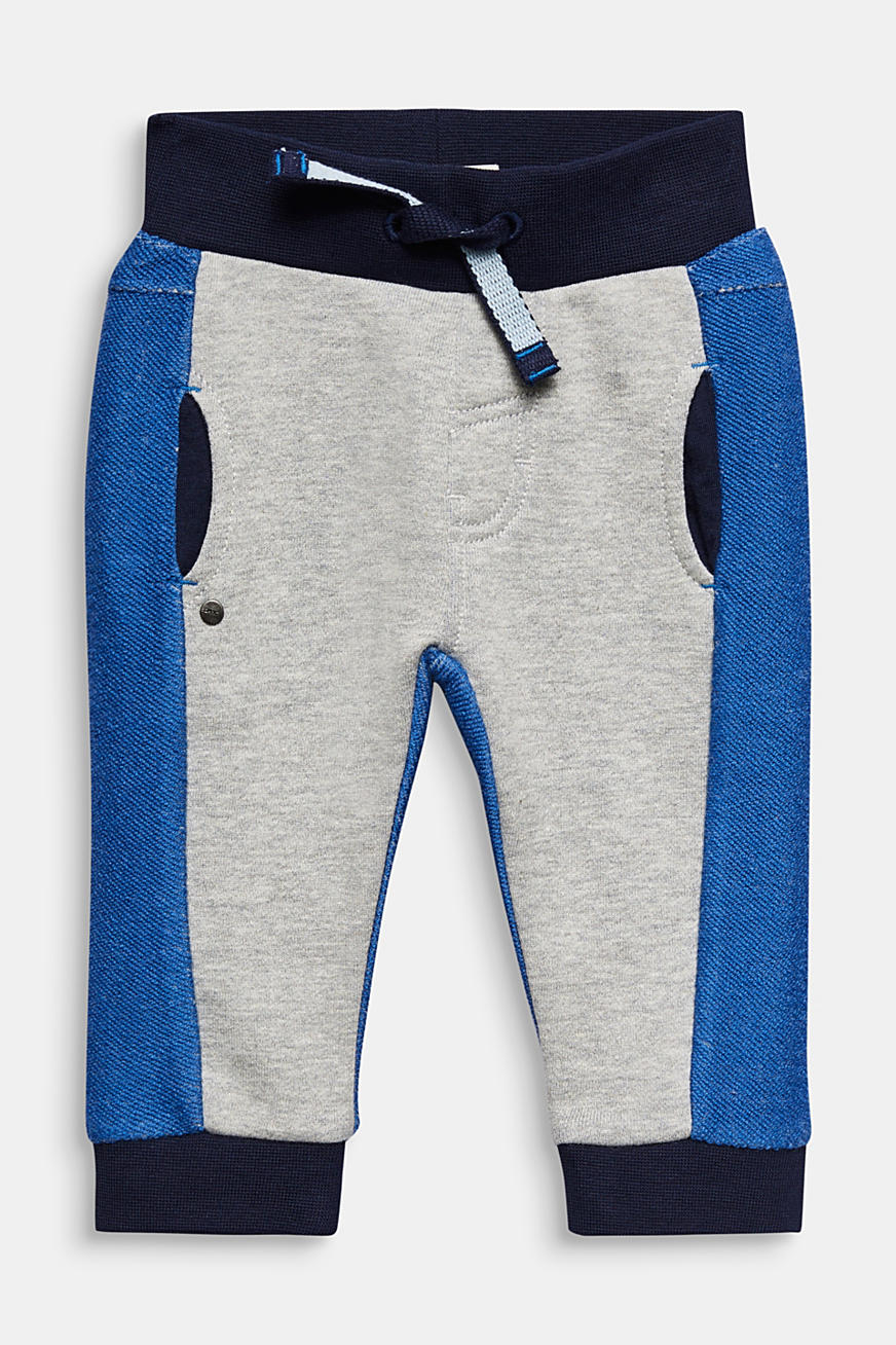 Sweat-Pants aus Baumwoll-Mix