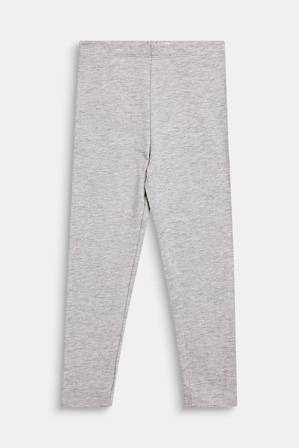 Opaque basic leggings